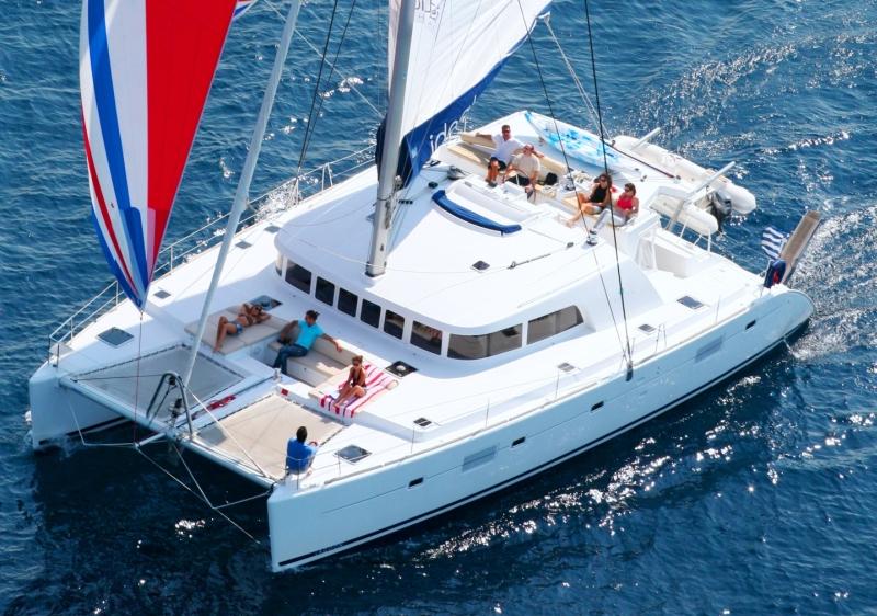 Nautitech 541 – 542 – Bareboat