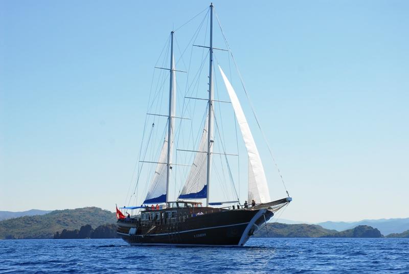 Alca 8 – With Crew
