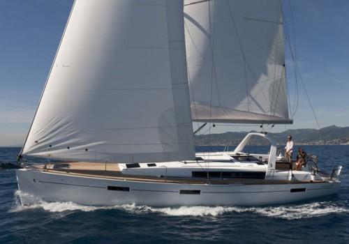 Oceanis 45 – Bareboat