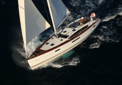 Jeanneau 53 – Bareboat